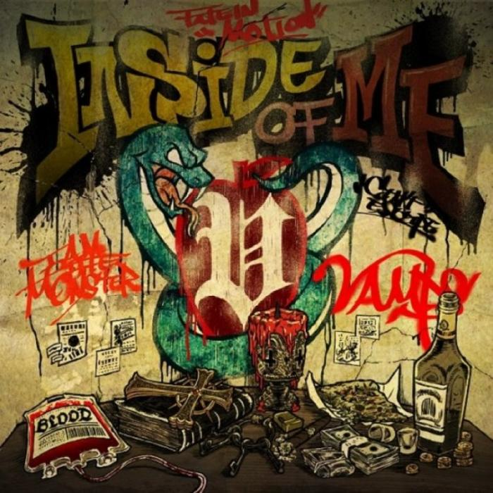 Single INSIDE OF ME by VAMPS