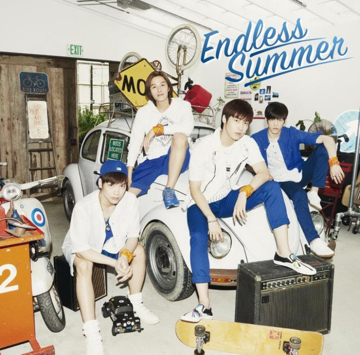Endless Summer by N.Flying