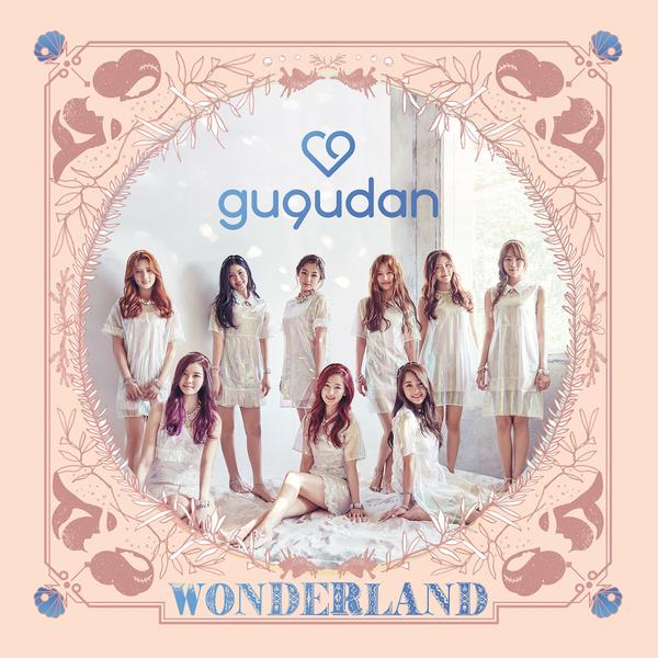 Mini album Act.1 The Little Mermaid by Gugudan