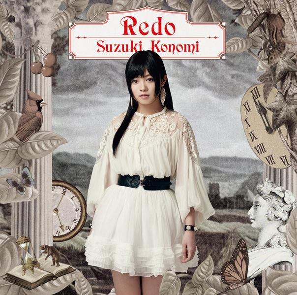 Single Redo by Konomi Suzuki