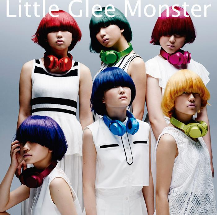 Single Watashi Rashiku Ikite Mitai / Kimi no Youni Naritai by Little Glee Monster