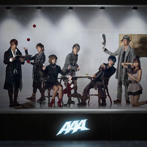 Single PARADISE / Endless Fighters by AAA