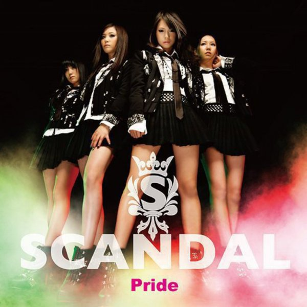 Single Pride by SCANDAL