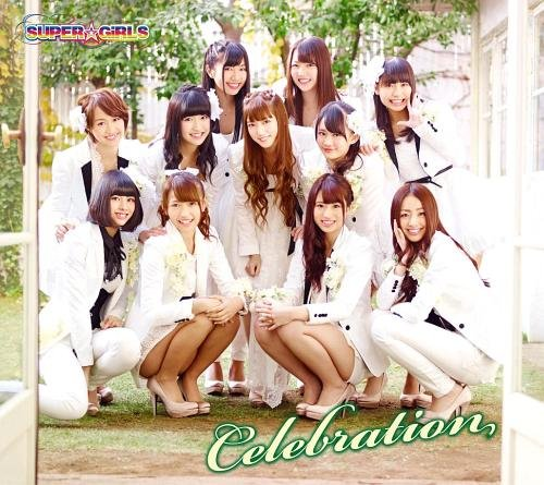 Album Celebration by SUPER☆GiRLS