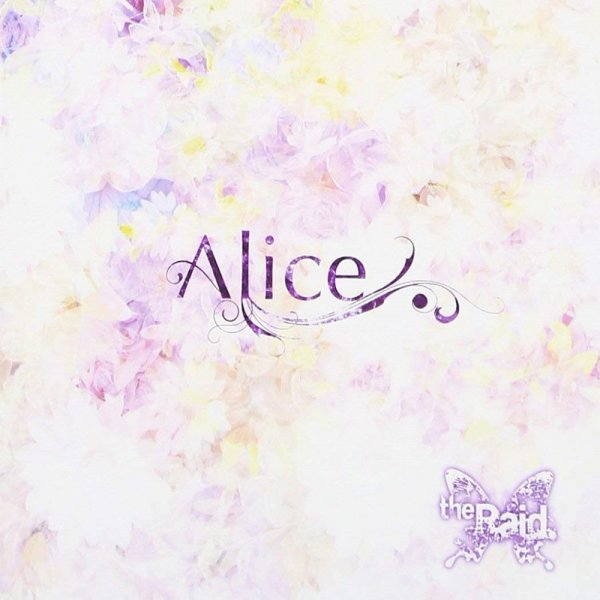 Mini album Alice. by the Raid.