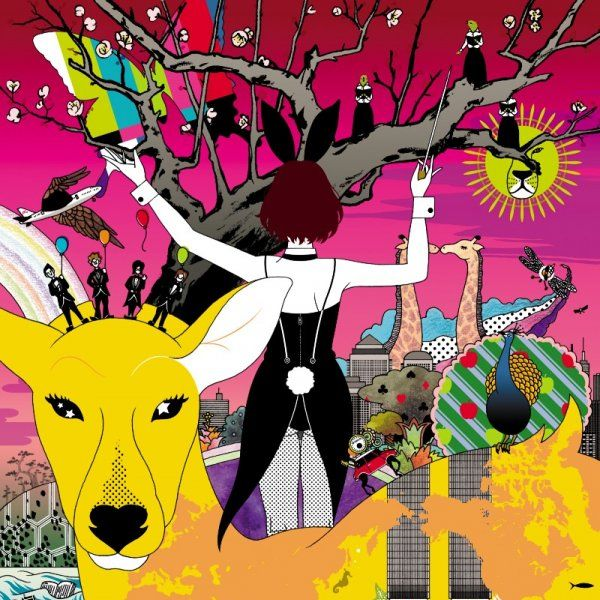Album World World World by ASIAN KUNG-FU GENERATION