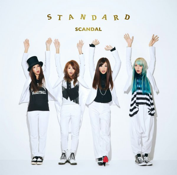 Album STANDARD by SCANDAL