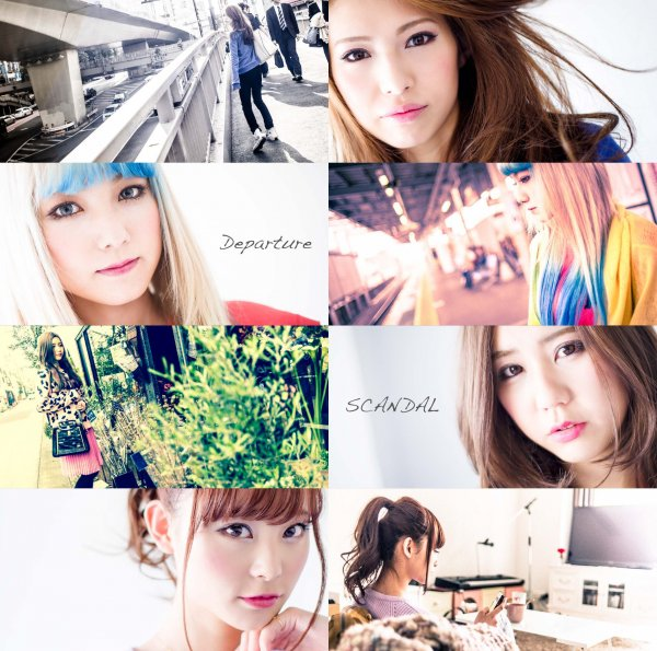 Single Departure by SCANDAL