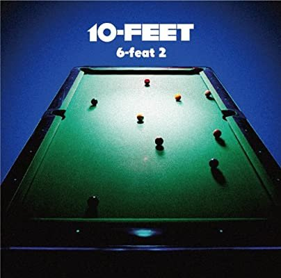 Mini album 6-feat 2 by 10-FEET