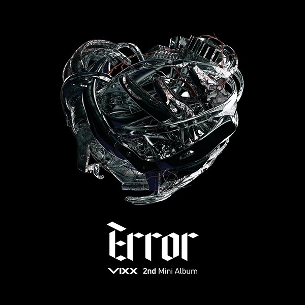 Mini album Error by VIXX