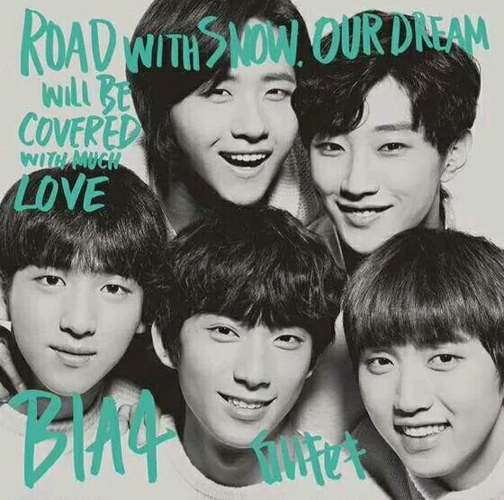 Single White Miracle by B1A4