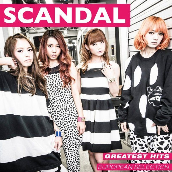Album GREATEST HITS – EUROPEAN SELECTION by SCANDAL