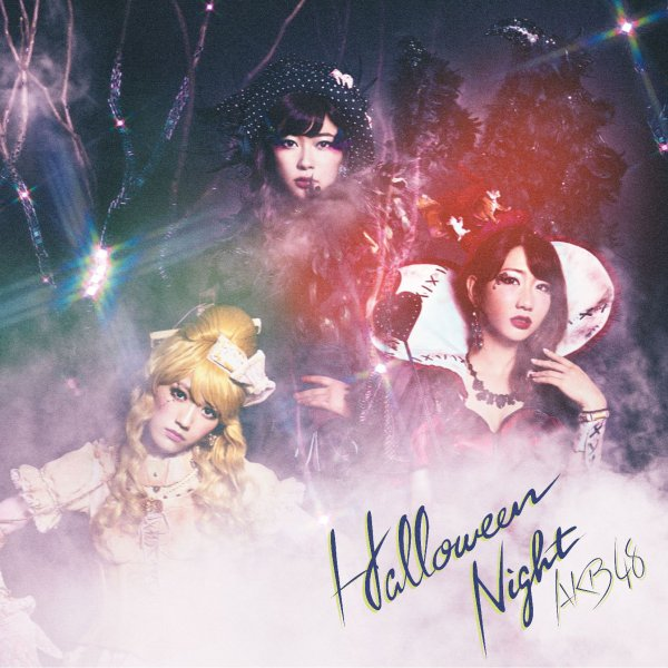 Single Halloween Night by AKB48