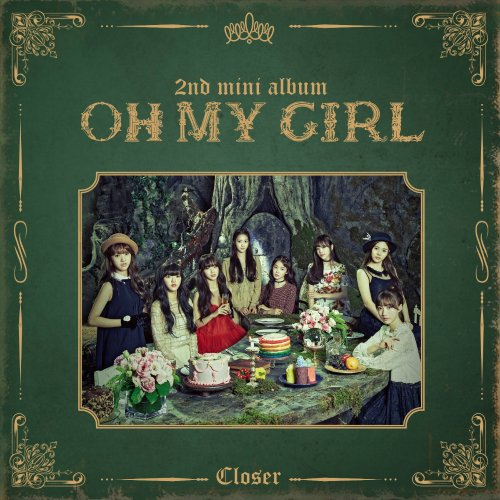 Mini album Closer by Oh My Girl