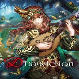 Single Dandelion by D