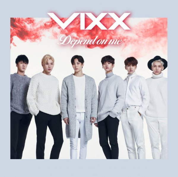 Album Depend on me by VIXX