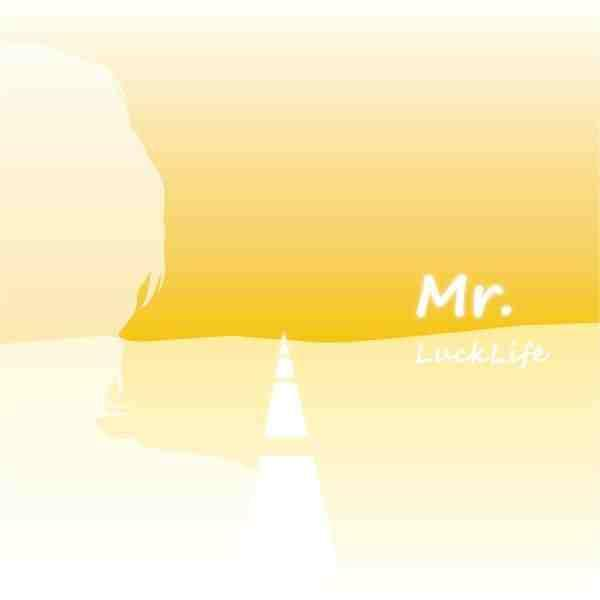 Mini album Mr. by LUCKLIFE