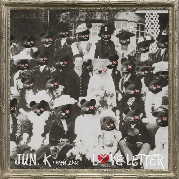 Single Love Letter ( korean version ) by Jun. K