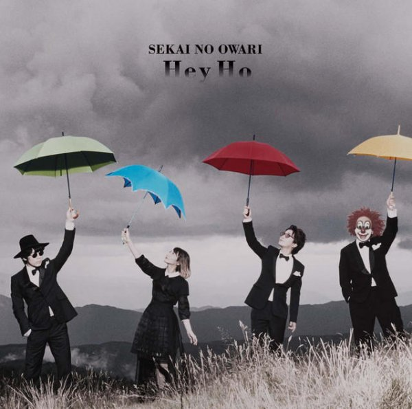 Single Hey Ho by SEKAI NO OWARI