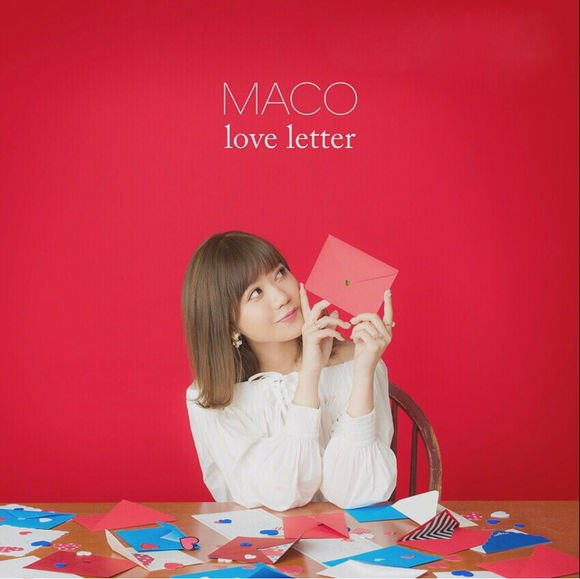 Album love letter by MACO