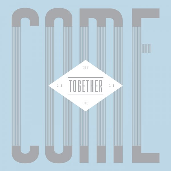 Album CNBLUE COME TOGETHER TOUR by CNBLUE
