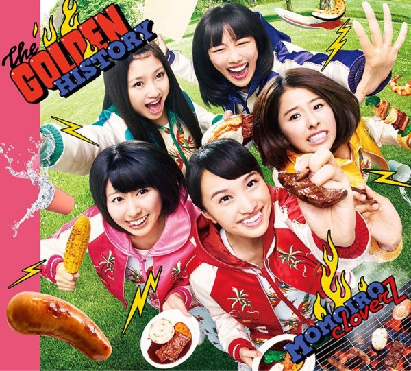 Single The Golden History by Momoiro Clover Z