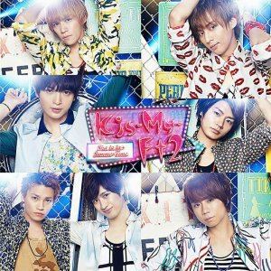 Sha la la☆Summer Time by Kis-My-Ft2