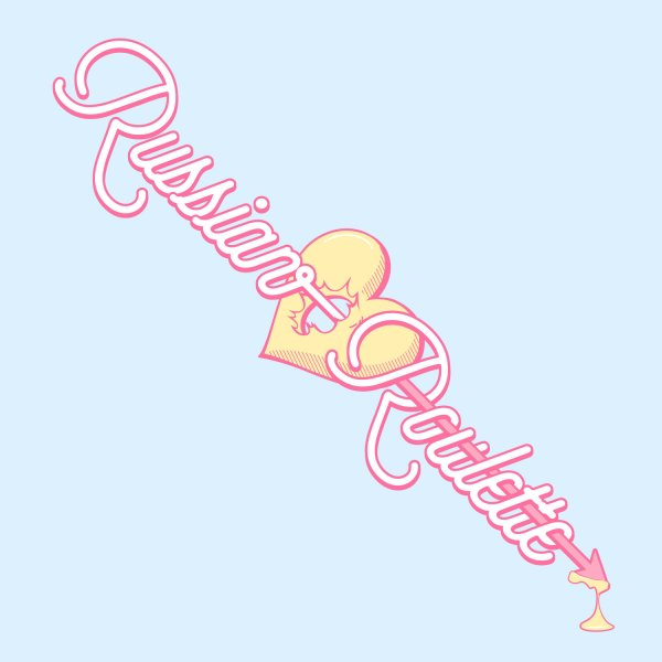 Mini album Russian Roulette by Red Velvet