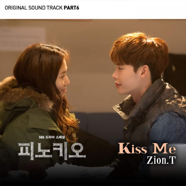Single Pinocchio OST Part 6 by Zion.T