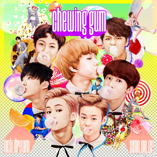 Single Chewing Gum by NCT Dream