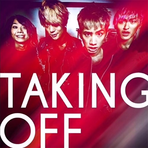 Single Taking off by ONE OK ROCK