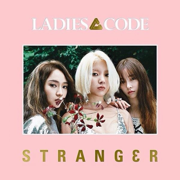 Mini album STRANG3R by LADIES' CODE