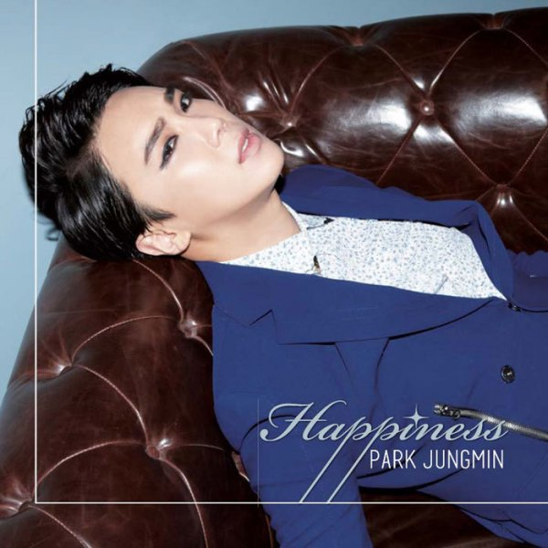 Single Park Jung Min -  Happiness  by Park Jung Min