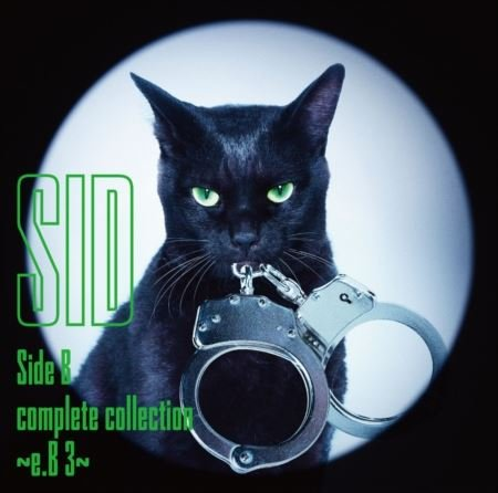 Album Side B complete collection ~e.B 3~ by SID