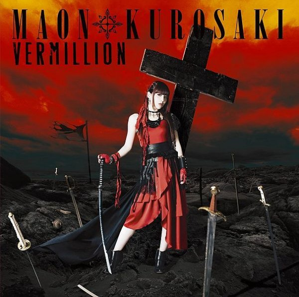Single VERMILLION by Maon Kurosaki