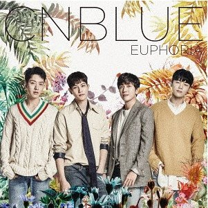 Album EUPHORIA by CNBLUE
