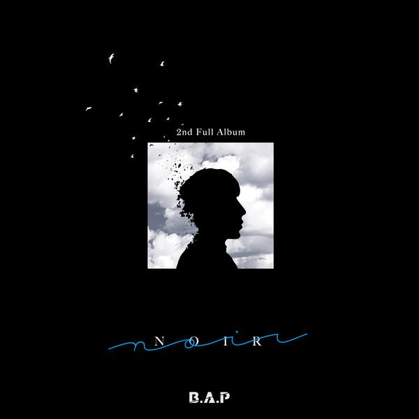 Album NOIR by B.A.P