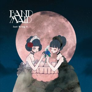 secret My lips by BAND-MAID