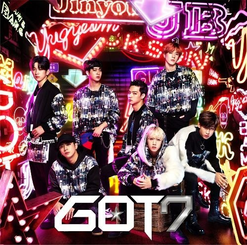 Single Hey Yah by GOT7