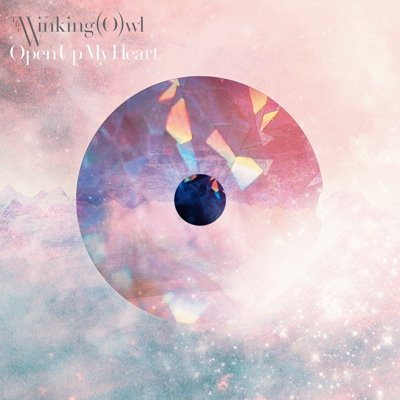 Single Open Up My Heart by The Winking Owl
