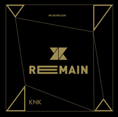 Mini album Remain by KNK