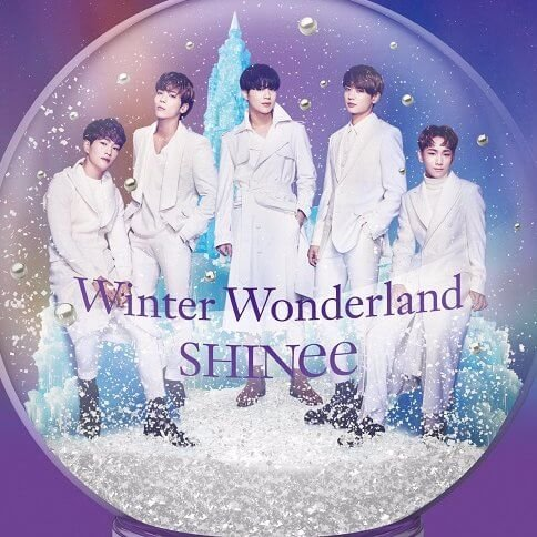 Single Winter Wonderland by SHINee