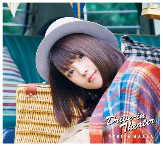 Mini album Drive-in Theater by Maaya Uchida