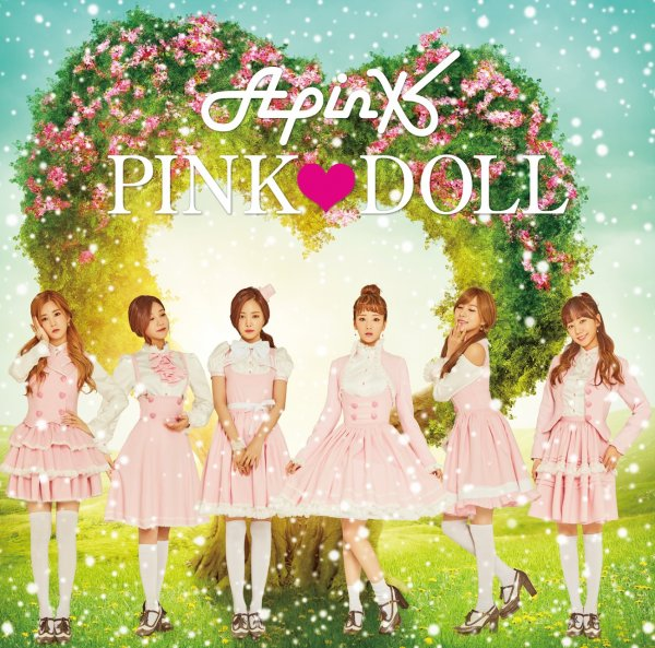Album PINK♥DOLL by APink