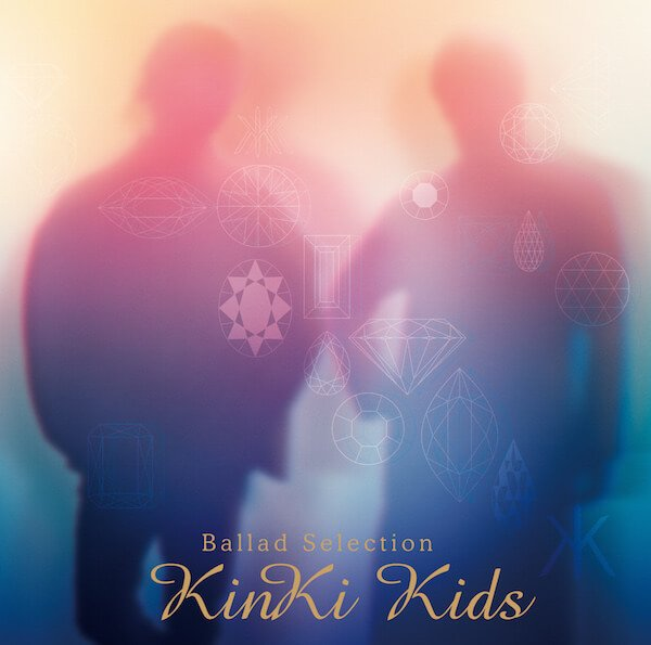Album Ballad Selection by KinKi Kids