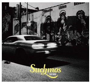 A.G.I.T. by Suchmos