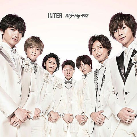 Single INTER by Kis-My-Ft2