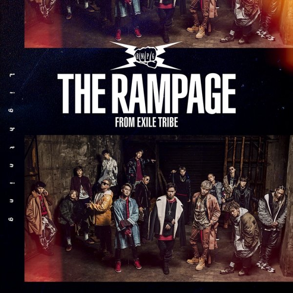 Single Lightning by THE RAMPAGE
