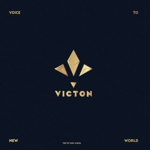 Mini album Voice To New World by VICTON