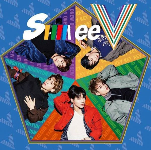 Album Five by SHINee